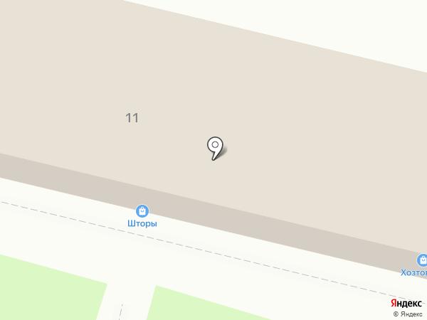 Браво на карте Тулы