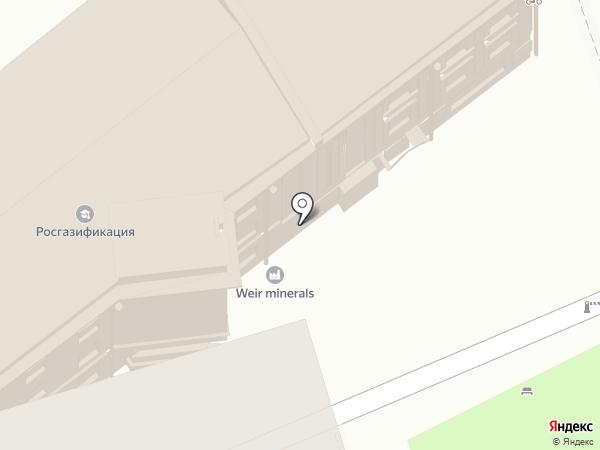 Студия эстрадного и джазового искусства Натальи Жаровой на карте Москвы