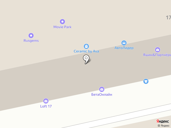 Equick на карте Москвы