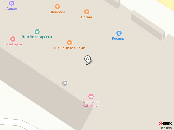 ФОКС-СПБ на карте Тулы
