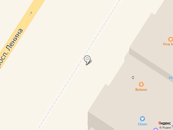 CROSFIT на карте Тулы