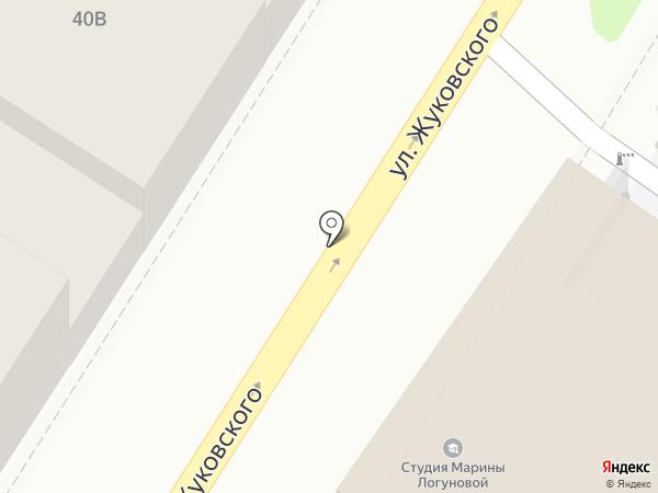 Вокал в Туле на карте Тулы