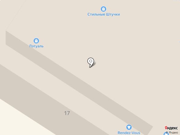 Наш дом на карте Тулы