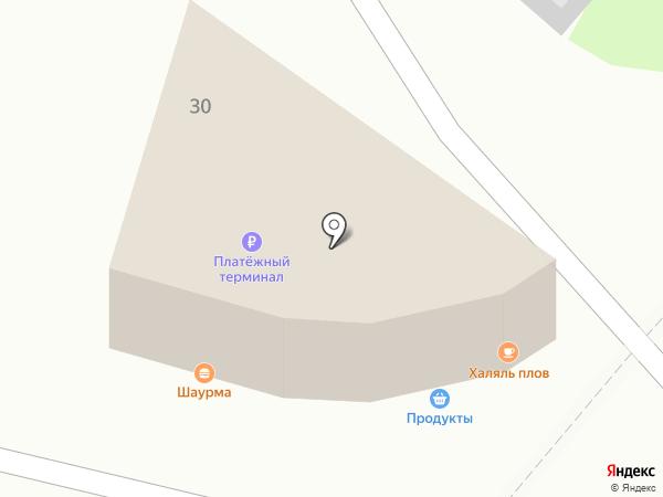 Бон Жур! на карте Москвы