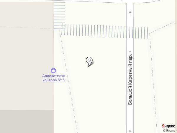 Макеев и партнеры на карте Москвы