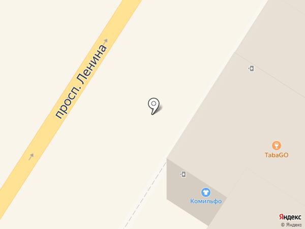PRIDE на карте Тулы