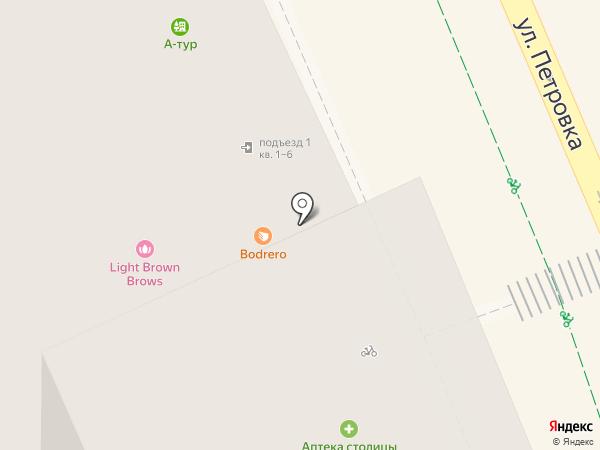 Автокэш на карте Москвы