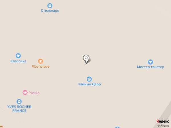 Натали на карте Тулы