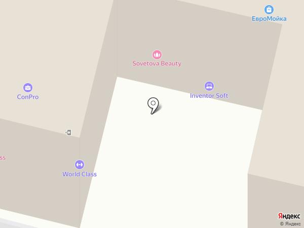 Школа кода на карте Москвы