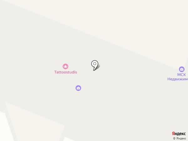 Светлайн на карте Москвы