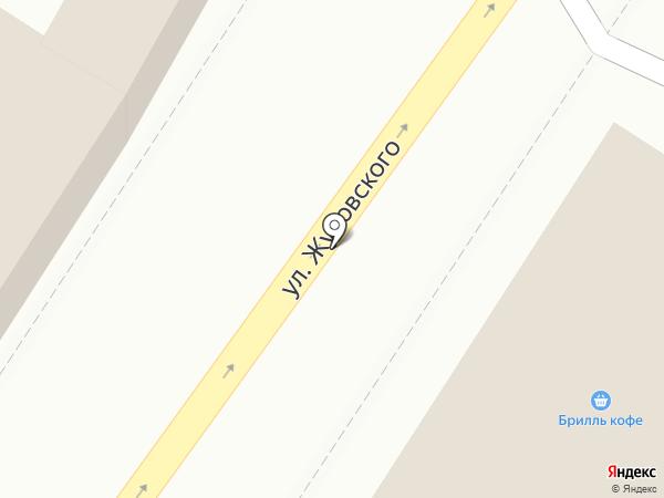 СтаБари на карте Тулы