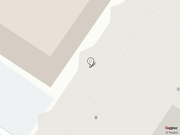 Массажный кабинет на карте Тулы