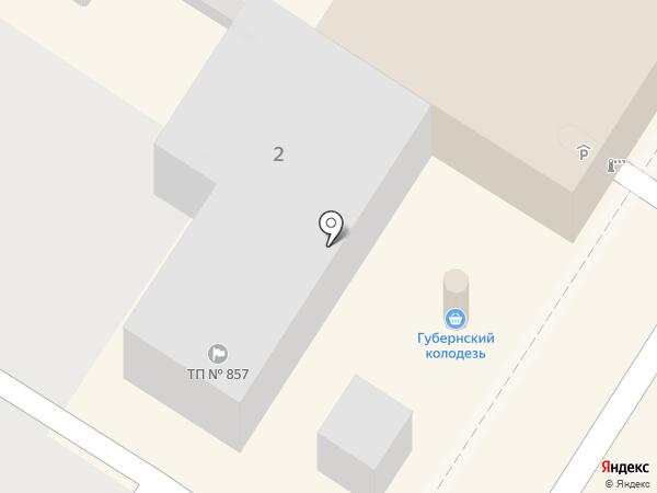 Добрая сдоба на карте Тулы