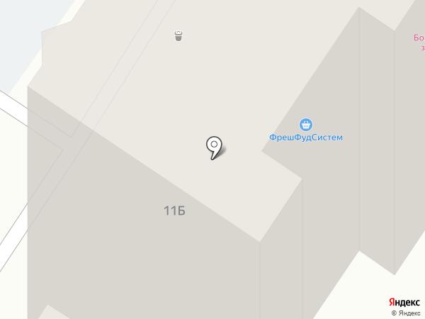 Multinail-shop на карте Тулы