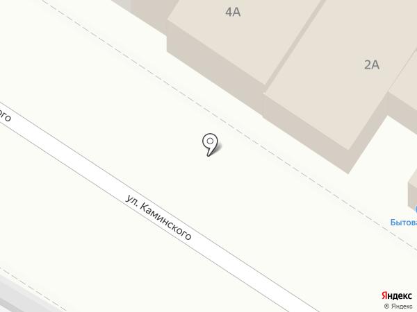 Мастерская по ремонту часов на карте Тулы