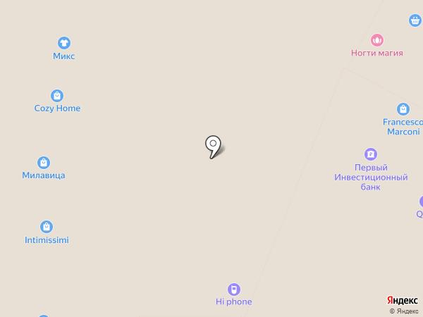 iProfi на карте Москвы