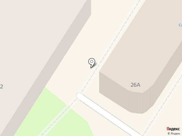Магазин кроссовок на карте Тулы