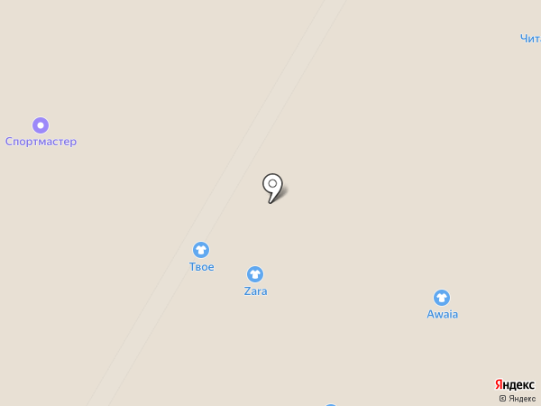 CELEBRITY на карте Тулы