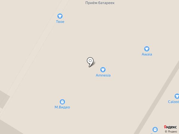 MF на карте Тулы