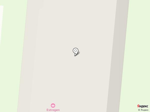 Восточное Бутово на карте Боброво