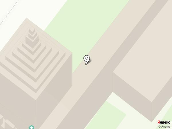 Туристско-информационный центр на карте Тулы
