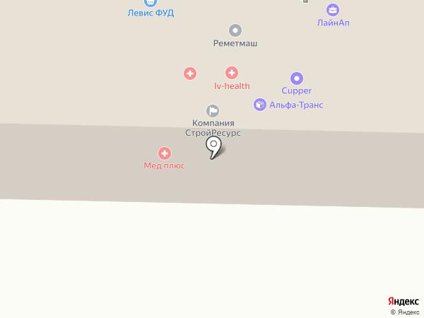 Серебряный щит на карте Москвы