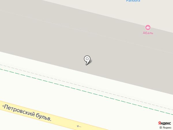 Flower Space на карте Москвы