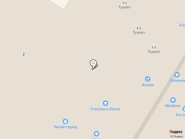 Yudashkin Jeans на карте Тулы