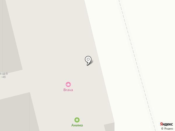 GS на карте Москвы