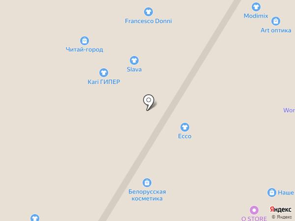 Магазин часов на карте Тулы