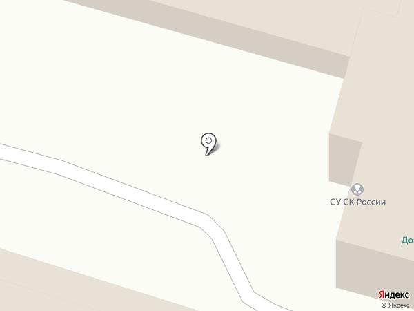 Следственный отдел по Центральному району г. Тулы на карте Тулы