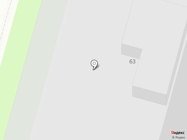 Экспресс-Строй на карте Тулы