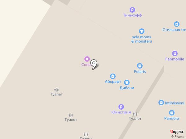 Mr.Kebab на карте Тулы