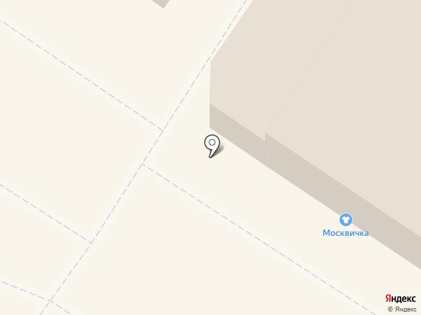 Магазин спортивной обуви на карте Тулы