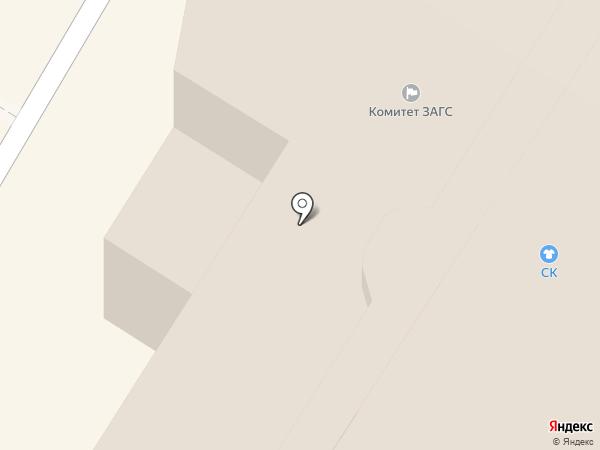 Вафельница на карте Тулы