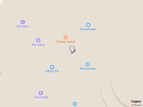 ФотоПринт на карте Тулы