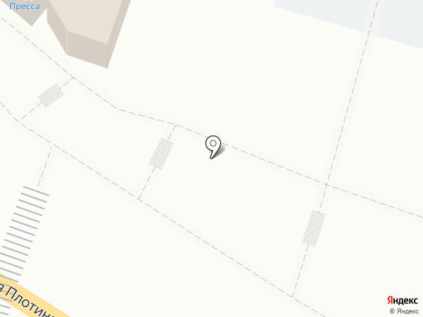 Киоск фастфудной продукции на карте Тулы