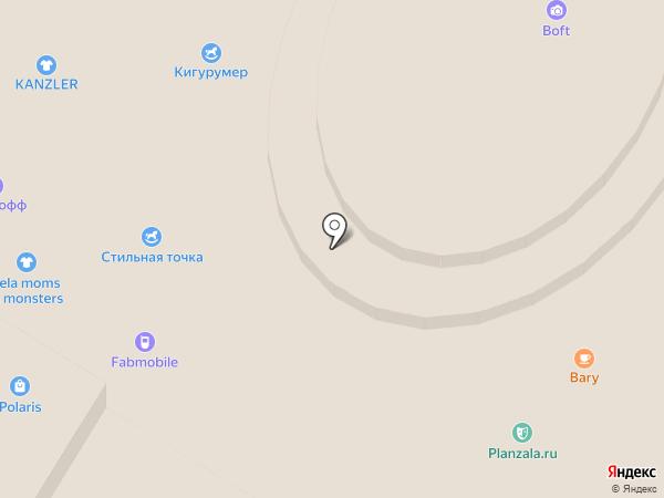 BARY на карте Тулы