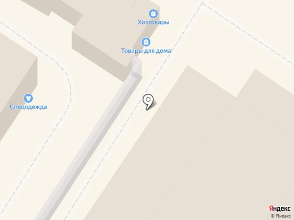 Киоск по продаже колбасных изделий и сыров на карте Тулы