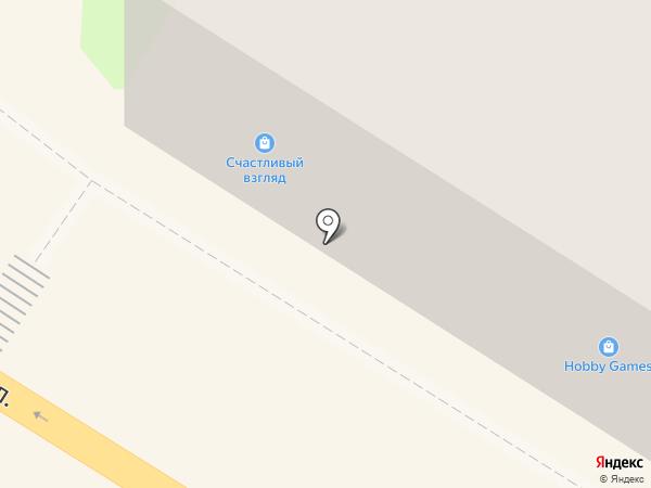 Сам Себе Кутюрье на карте Тулы
