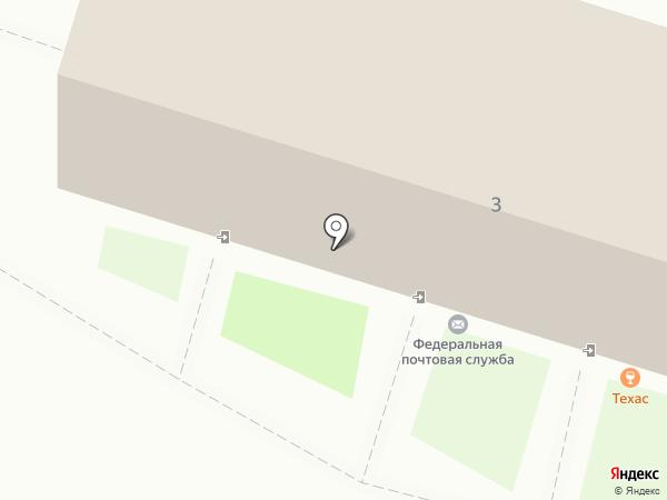 Военный юрист на карте Тулы