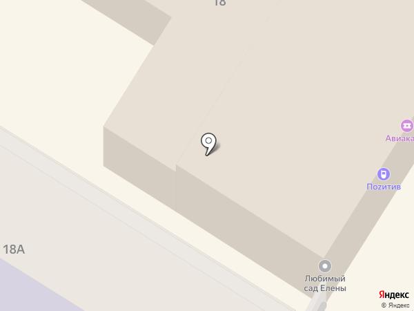 ПоZитив на карте Тулы