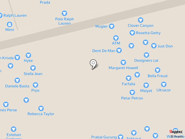 Hublot на карте Москвы