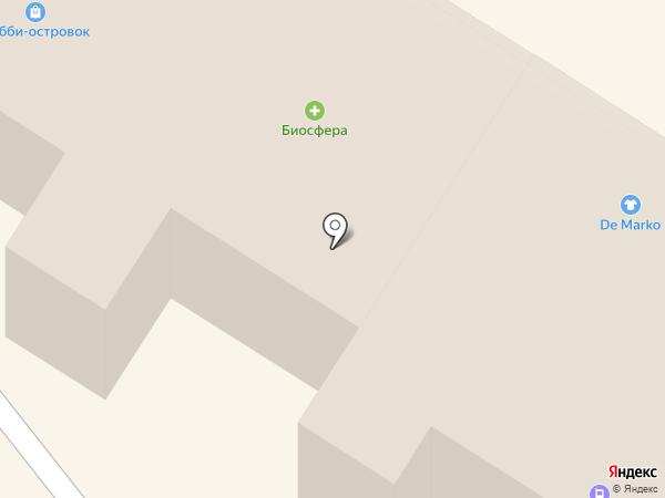 Кардиосфера на карте Тулы