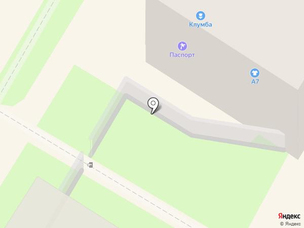 А7-Shtokman на карте Тулы