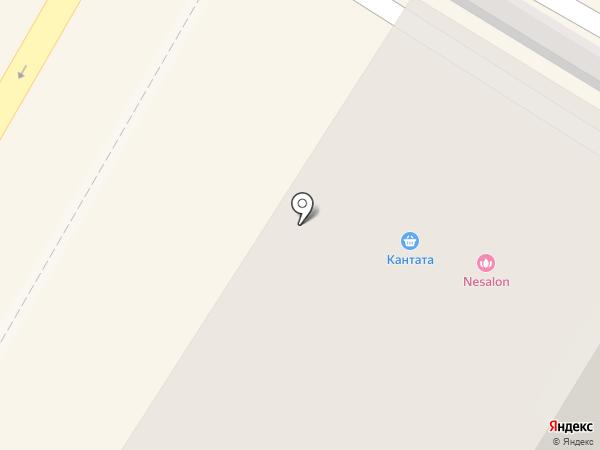 Петровский квартал на карте Тулы