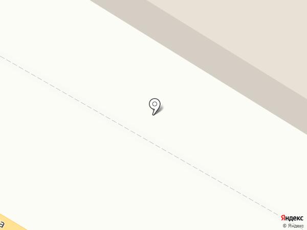 Утёнок на карте Тулы
