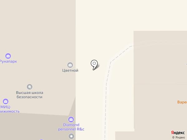 bilettorg.ru на карте Москвы