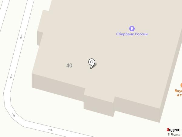 McDonald`s на карте Тулы