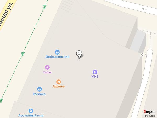 Лей Пей на карте Москвы